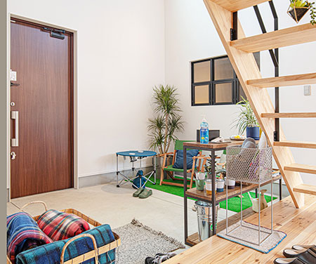 1.構造計算で耐震や耐風を検討された家