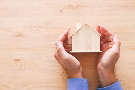 5. 20年間長期保証で安心の家