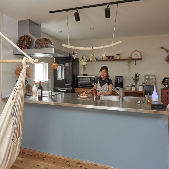カフェみたいな家を探して FORZAに出会った。
